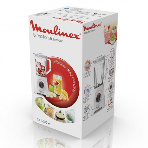 Стационарный блендер MOULINEX BlendForce 2 LM420110 - Moulinex – фото 5