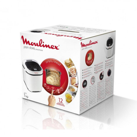 Хлебопечка MOULINEX Fast&Delicious OW210 - Moulinex – фото 7